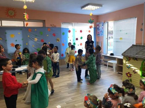 Есенен празник в детската градина през учебната 2019/2020 година